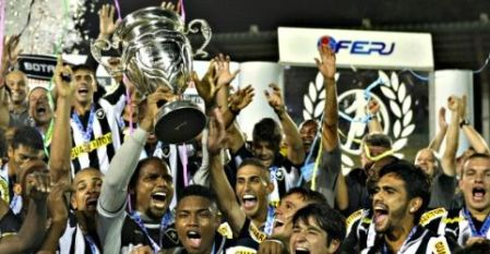 Botafogo: título de cabo a rabo.